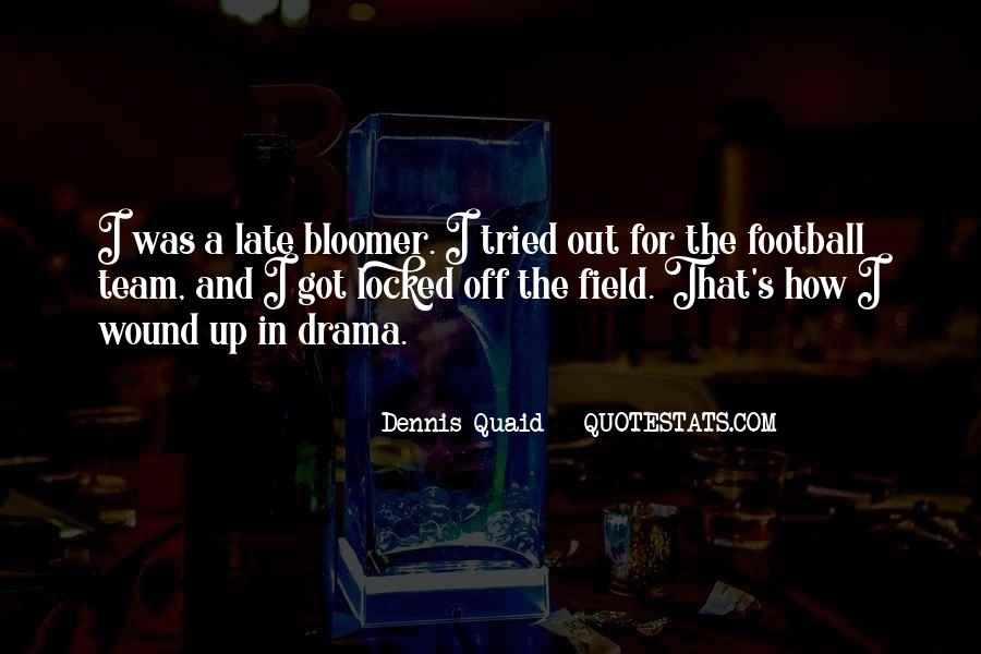 Quotes About Bloomer #1850994