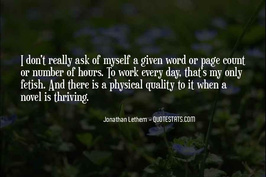 Page Number Quotes #476824