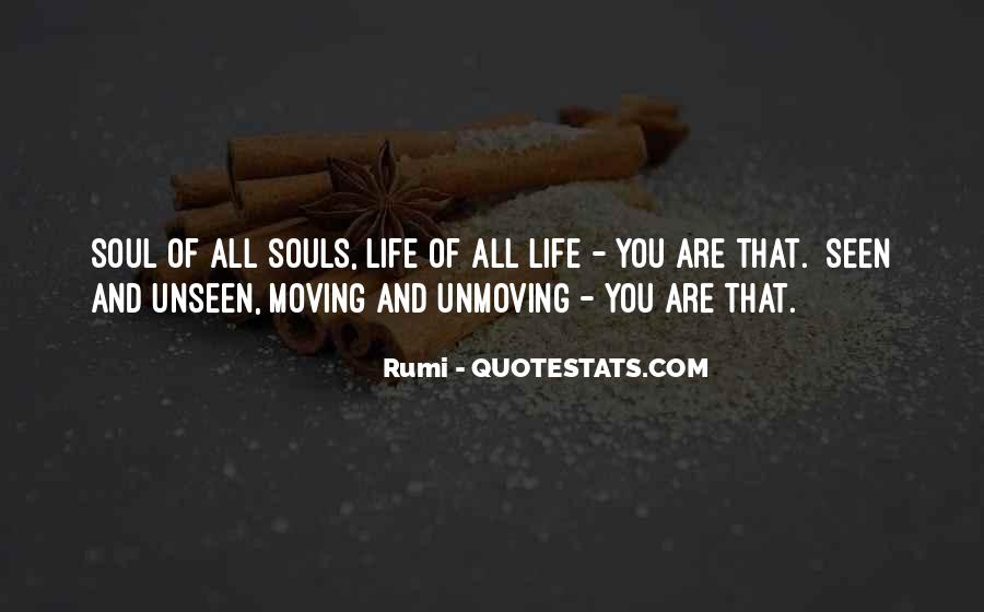 Quotes About Unmoving #1245145