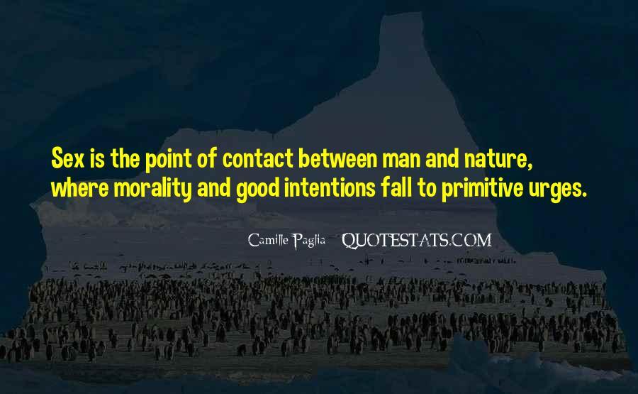 Paglia Camille Quotes #11378
