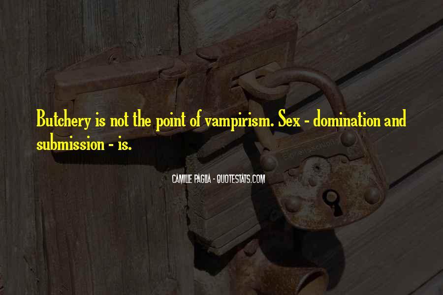 Paglia Camille Quotes #14380