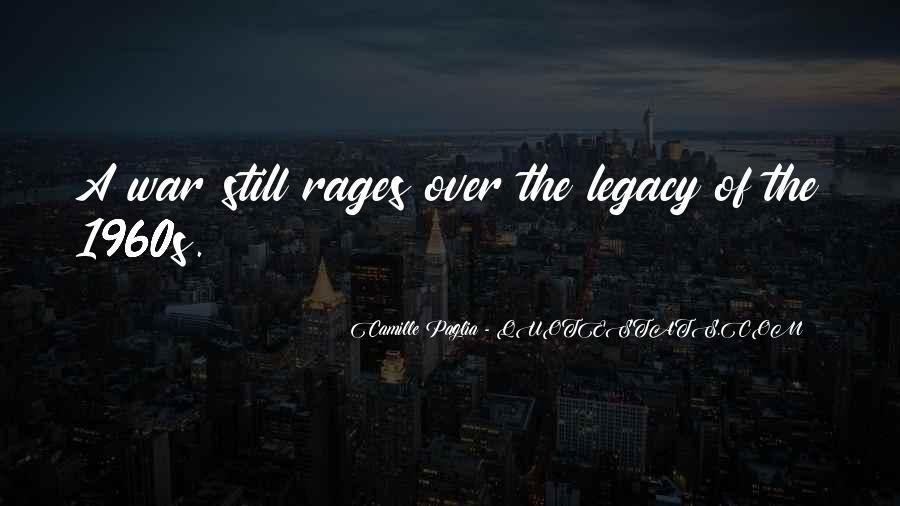 Paglia Camille Quotes #147471