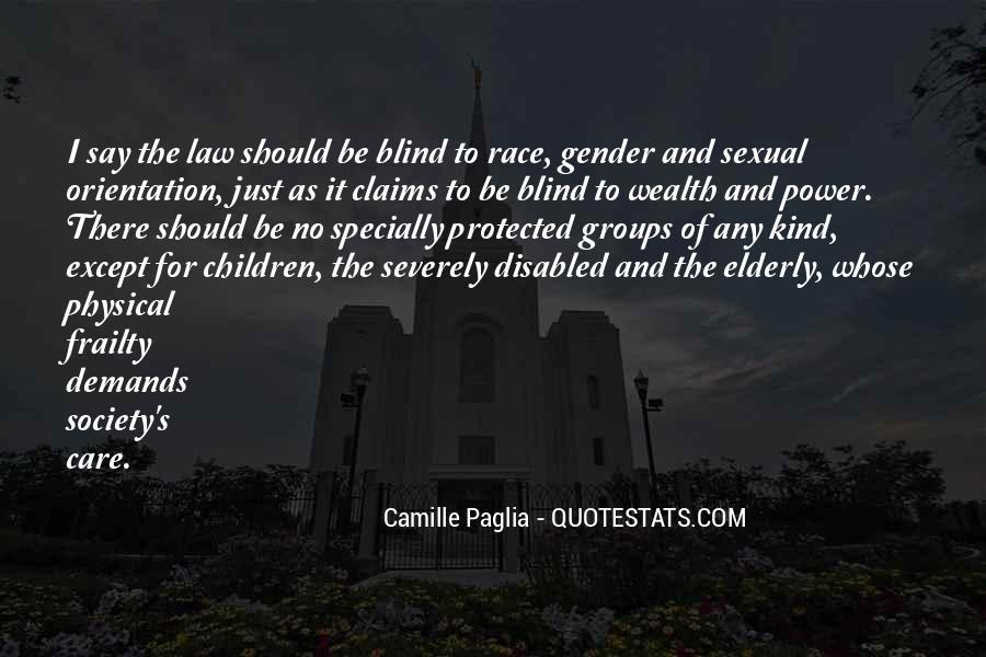 Paglia Camille Quotes #170485