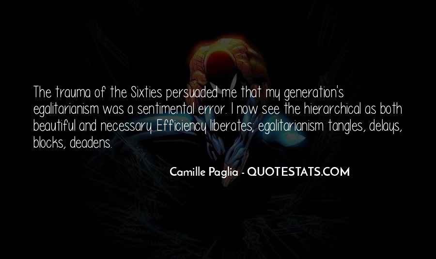 Paglia Camille Quotes #176179