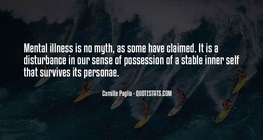 Paglia Camille Quotes #20005