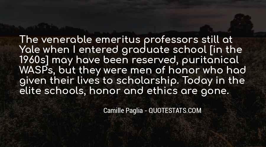Paglia Camille Quotes #201969