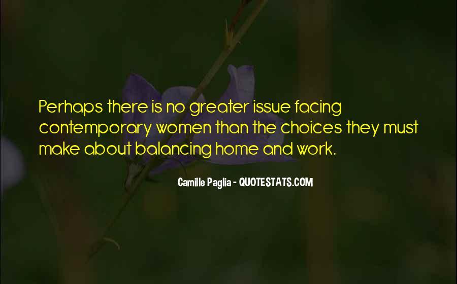 Paglia Camille Quotes #366370