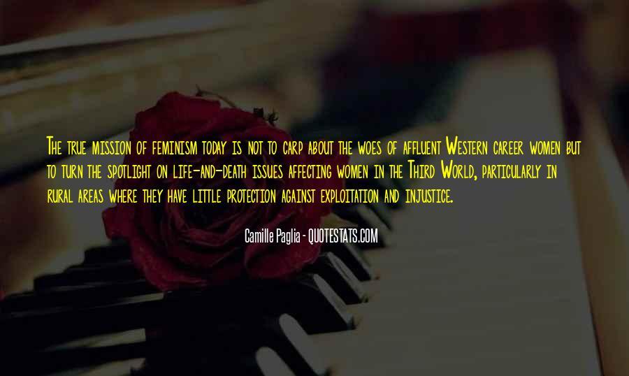 Paglia Camille Quotes #400726