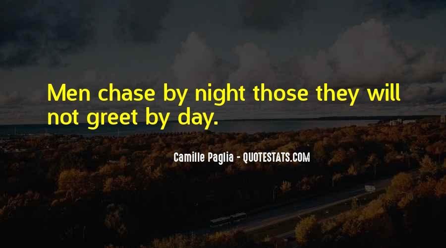 Paglia Camille Quotes #454828