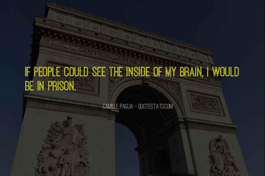 Paglia Camille Quotes #457752