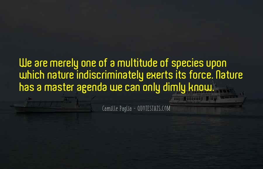 Paglia Camille Quotes #473080