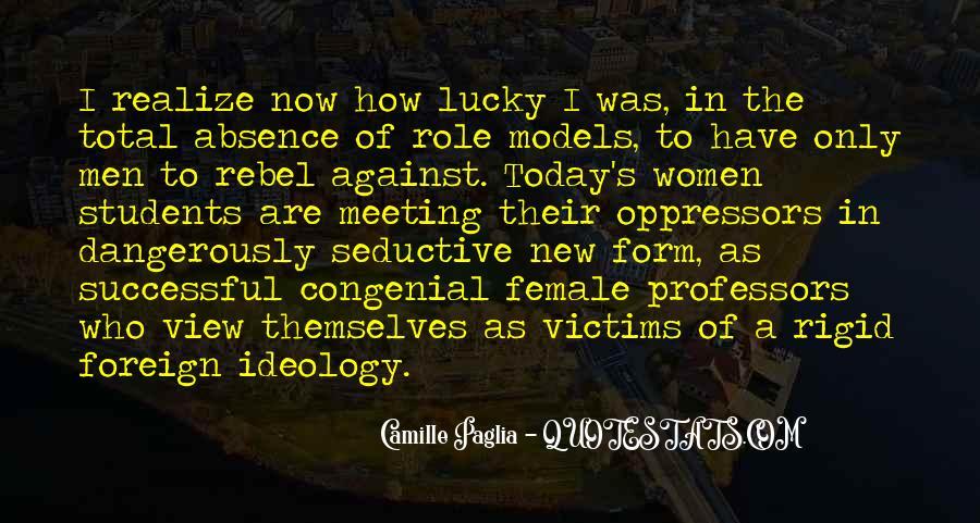 Paglia Camille Quotes #473968