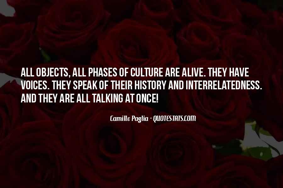 Paglia Camille Quotes #474627
