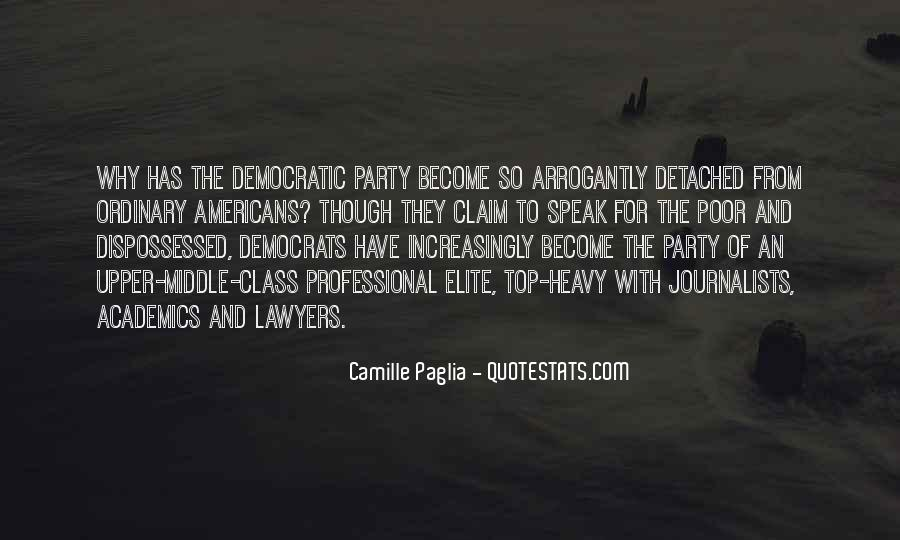 Paglia Camille Quotes #547895