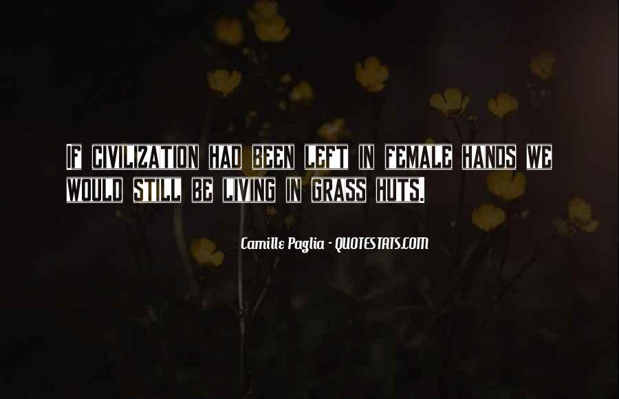 Paglia Camille Quotes #64795