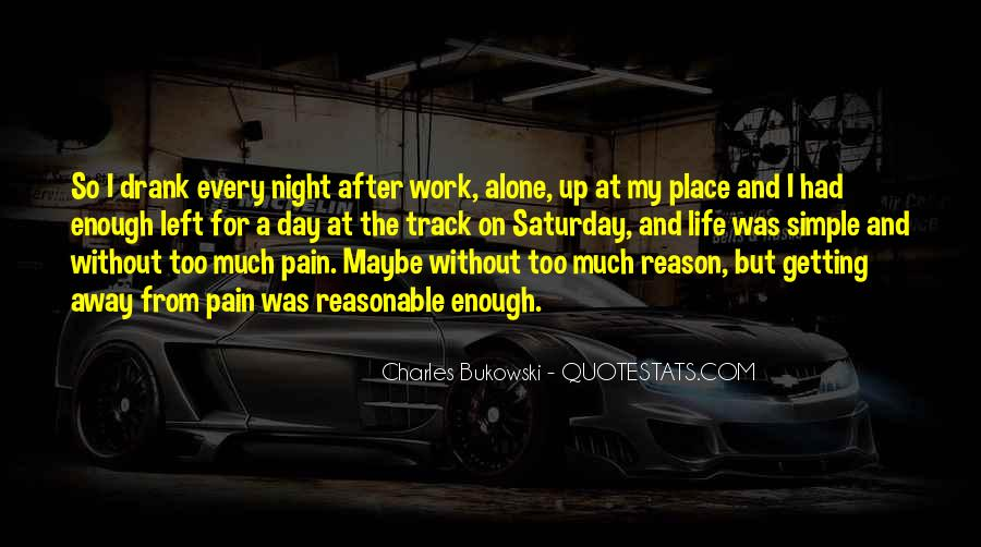 Pain Away Quotes #102111
