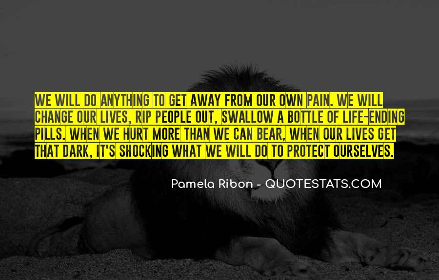 Pain Away Quotes #223195