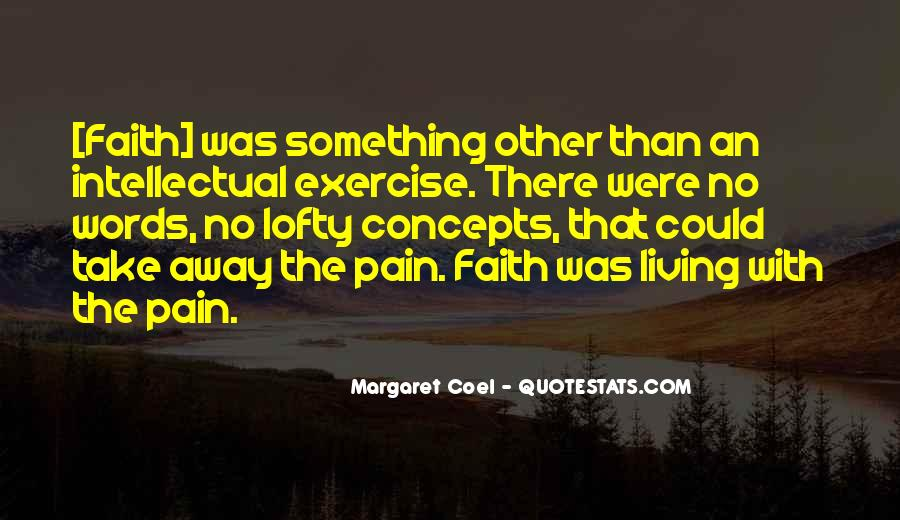 Pain Away Quotes #393883