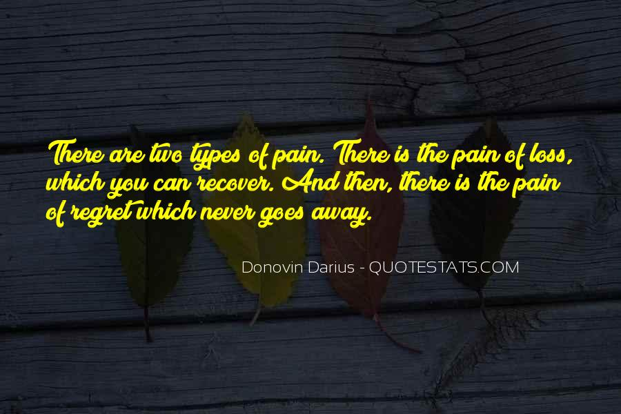 Pain Away Quotes #68575