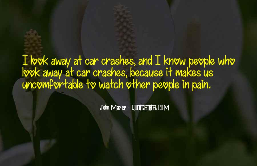 Pain Away Quotes #91899