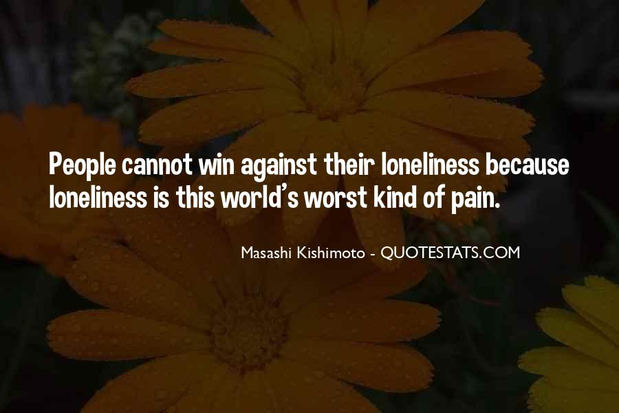 Pain From Naruto Quotes #202612
