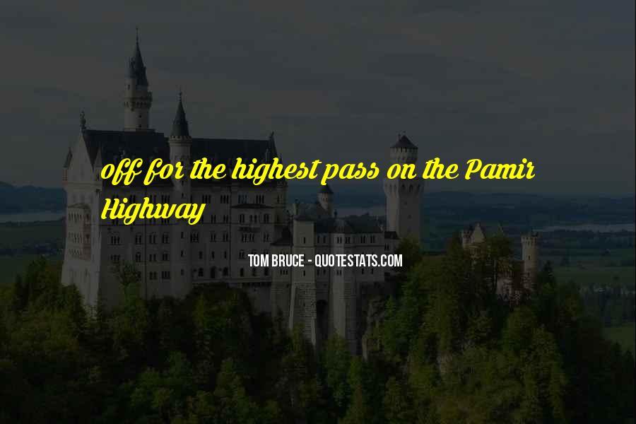 Pamir Quotes #1283490