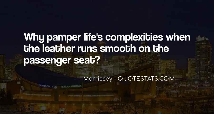 Pamper Self Quotes #1019269