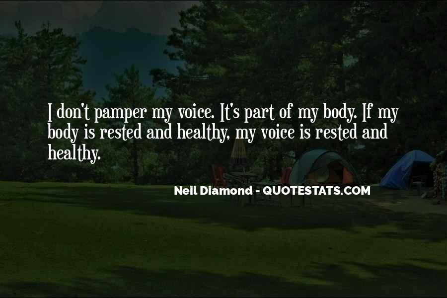 Pamper Self Quotes #1734723