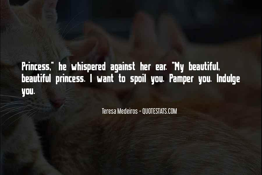 Pamper Self Quotes #673245