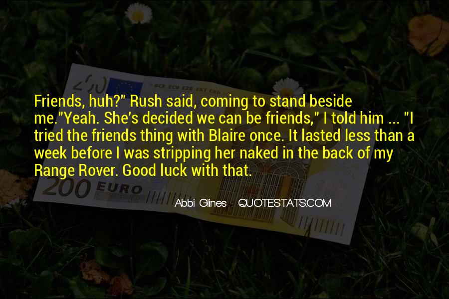Quotes About Blaire #1136255