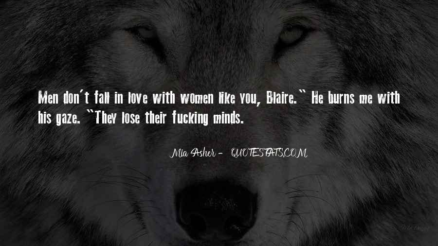 Quotes About Blaire #1358434