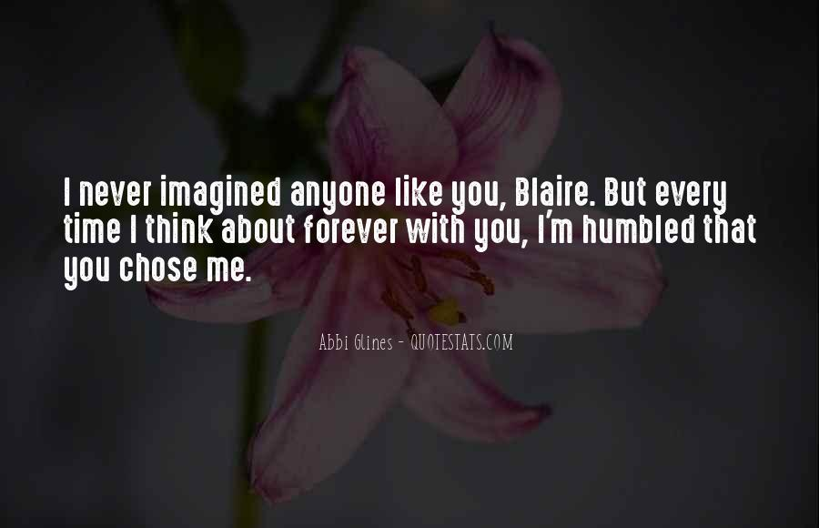 Quotes About Blaire #1391576