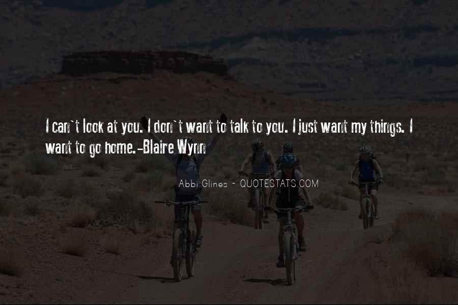Quotes About Blaire #49424