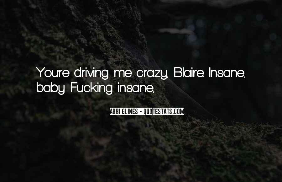 Quotes About Blaire #53886