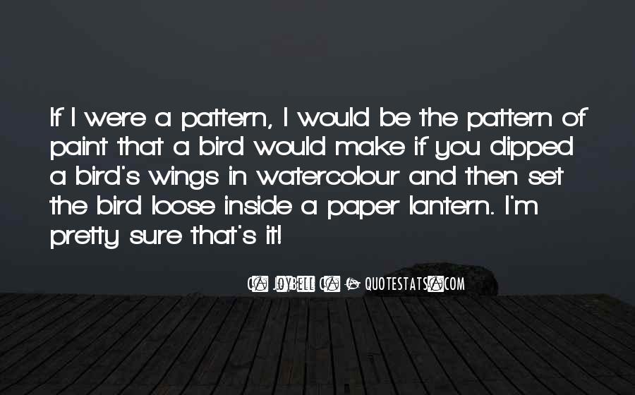 Paper Lantern Quotes #1829824