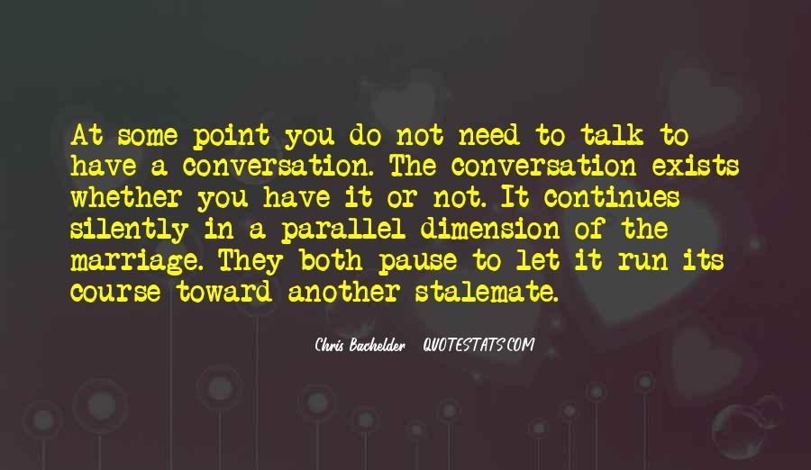 Parallel Dimension Quotes #505091