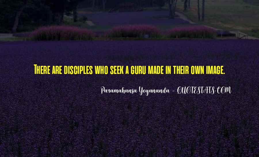 Paramahansa Yogananda Best Quotes #122156