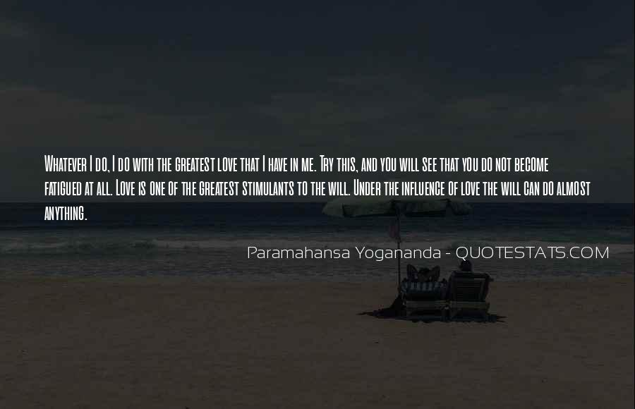 Paramahansa Yogananda Best Quotes #135007