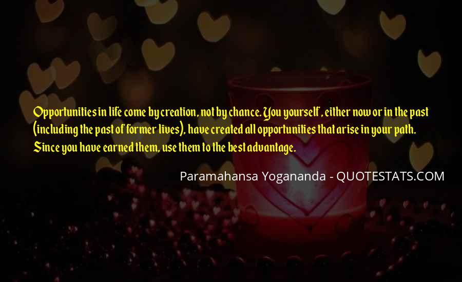 Paramahansa Yogananda Best Quotes #1496038