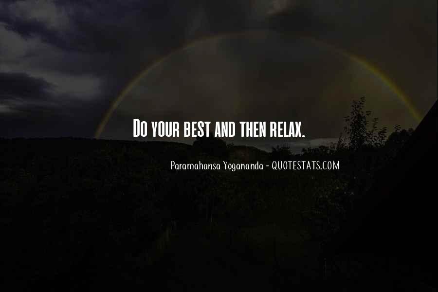 Paramahansa Yogananda Best Quotes #1578323