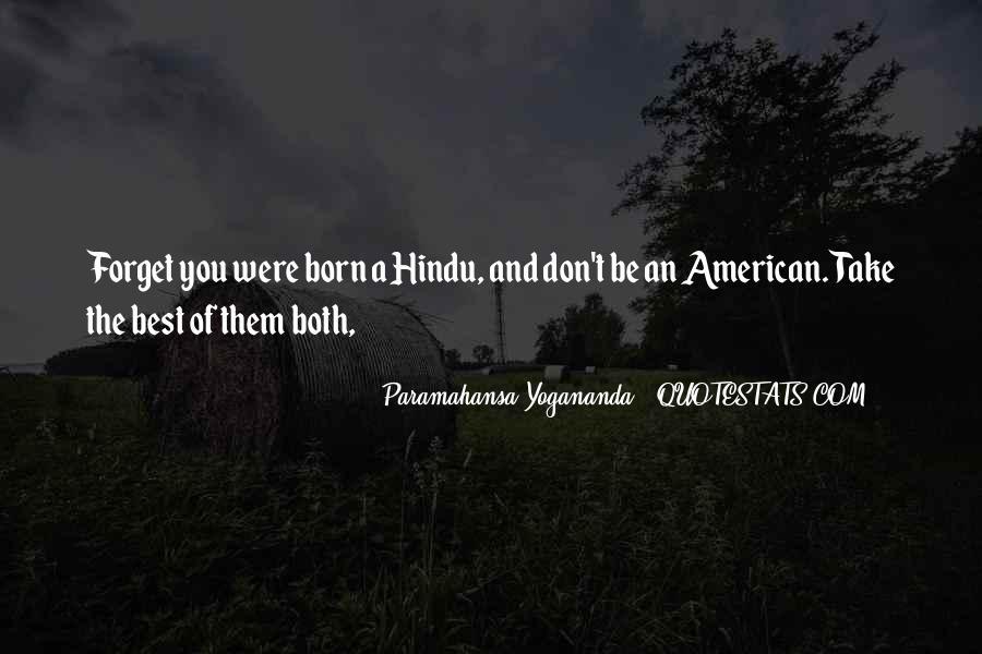 Paramahansa Yogananda Best Quotes #1607131