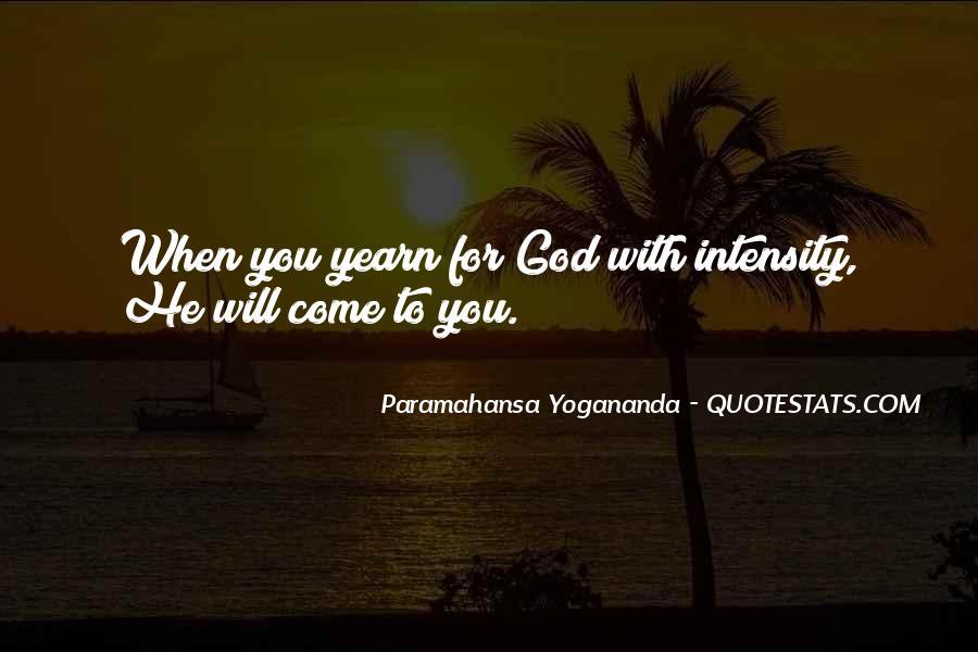 Paramahansa Yogananda Best Quotes #212549