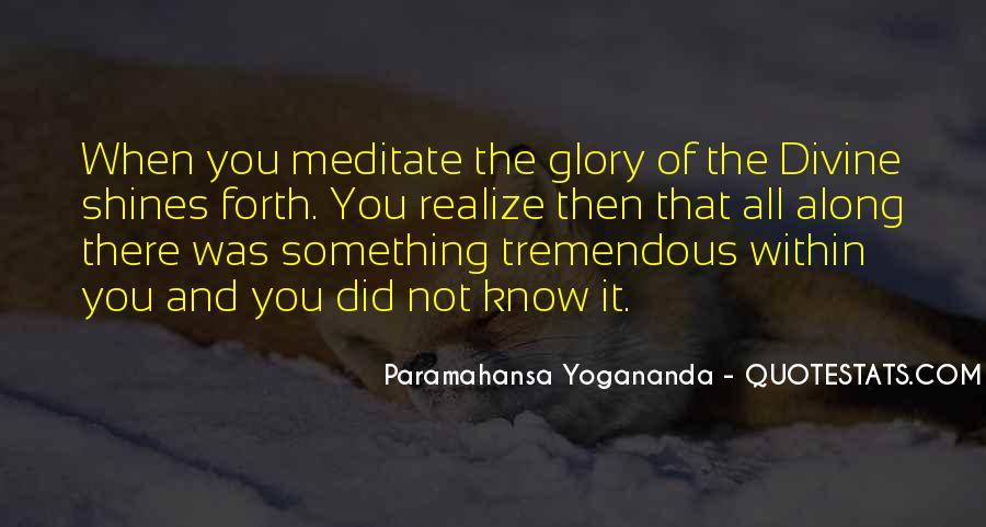 Paramahansa Yogananda Best Quotes #22150