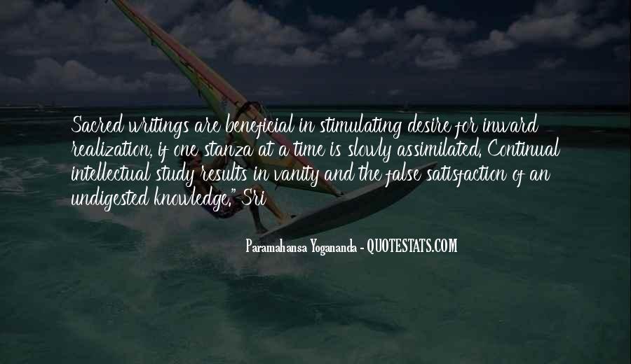 Paramahansa Yogananda Best Quotes #30729