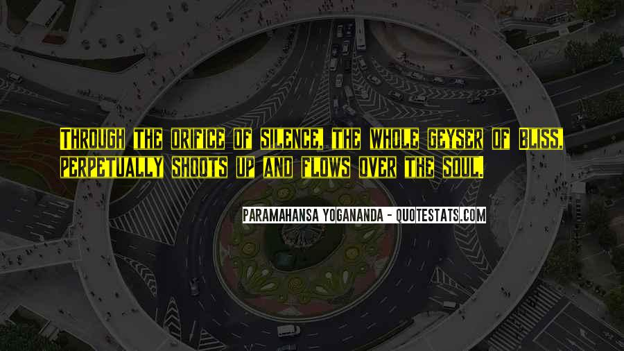 Paramahansa Yogananda Best Quotes #60334