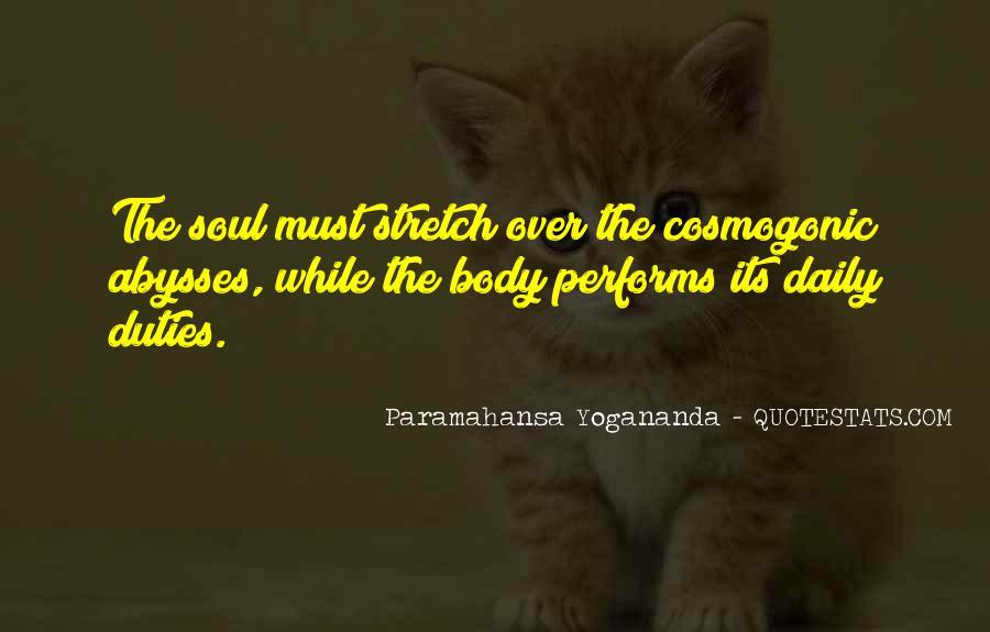 Paramahansa Yogananda Best Quotes #75092
