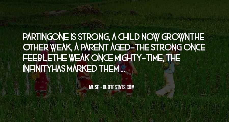 Parents Growing Old Quotes #84107