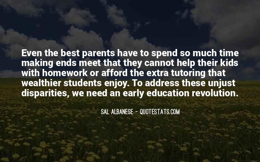 Parents Meet Quotes #1018110
