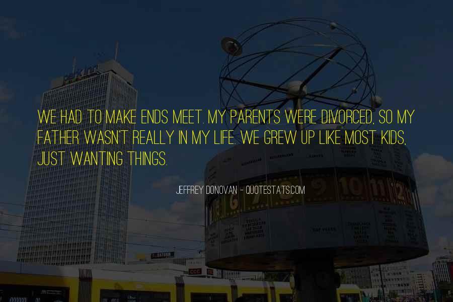 Parents Meet Quotes #1058727