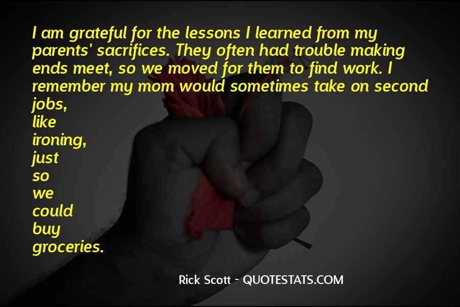 Parents Meet Quotes #1183591